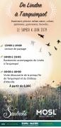 Randonnée culturelle de Lindre à Tarquimpol 57260 Lindre-Basse du 08-06-2019 à 13:00 au 08-06-2019 à 18:30