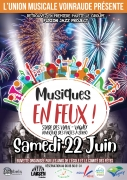 Musiques en Feux à Vagney 88120 Vagney du 22-06-2019 à 20:30 au 22-06-2019 à 23:30