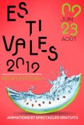 Les Estivales à Neufchâteau 88300 Neufchâteau du 09-06-2019 à 10:00 au 23-08-2019 à 20:00