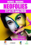 Festival Néofolies à Neuves-Maisons 54230 Neuves-Maisons du 22-06-2019 à 18:00 au 23-06-2019 à 20:00