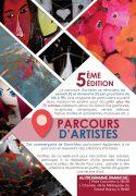Parcours d'Artistes à Saint-Max 54130 Saint-Max du 22-06-2019 à 14:00 au 23-06-2019 à 19:00