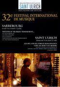 Festival International de Musique à Sarrebourg 57400 Sarrebourg du 09-07-2019 à 18:00 au 13-07-2019 à 22:00