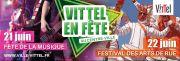 Vittel en Fête Musique et Arts de Rue 88800 Vittel du 21-06-2019 à 19:00 au 22-06-2019 à 18:00
