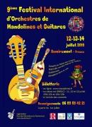 Festival International Mandolines et Guitares Remiremont 88200 Remiremont du 12-07-2019 à 20:00 au 14-07-2019 à 18:00