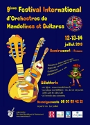 Festival International Mandolines et Guitares Remiremont