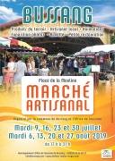 Marché Artisanal semi-nocturne à Bussang 88540 Bussang du 09-07-2019 à 17:00 au 27-08-2019 à 21:00
