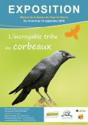 Exposition L'Incroyable Tribu des Corbeaux à Montenach 57480 Montenach du 14-04-2019 à 14:30 au 13-09-2019 à 17:30