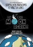 On The Moon Again au Planétarium d'Épinal 88000 Epinal du 12-07-2019 à 22:00 au 13-07-2019 à 23:59