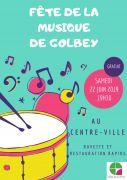 Fête de la Musique à Golbey 88190 Golbey du 22-06-2019 à 19:30 au 22-06-2019 à 23:59