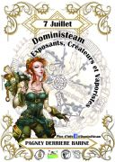 Convention Steampunk Doministeam à Pagney-derrière-Barine 54200 Pagney-derrière-Barine du 07-07-2019 à 10:00 au 07-07-2019 à 19:00
