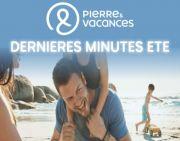 Promo Dernières Minutes Séjour Pierre & Vacances  Lorraine du 10-07-2019 à 10:00 au 15-08-2019 à 10:00