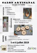 Salon artisanal à Laxou 54520 Laxou du 05-07-2019 à 14:00 au 06-07-2019 à 19:00