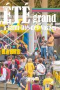 Animations Été Saint-Dié-des-Vosges L'été en Grand 88100 Saint-Dié-des-Vosges du 21-06-2019 à 12:00 au 31-08-2019 à 18:00