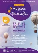 Festival Musique aux Mirabelles à Hattonchâtel 55210 Vigneulles-lès-Hattonchâtel du 20-09-2019 à 20:00 au 22-09-2019 à 22:00
