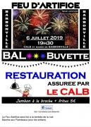 Feu d'Artifice à Barbonville 54360 Barbonville du 06-07-2019 à 19:30 au 07-07-2019 à 01:30