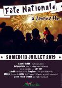 Feux d'Artifice et Fête Nationale 14 juillet Amnéville 57360 Amnéville du 13-07-2019 à 19:00 au 13-07-2019 à 23:59