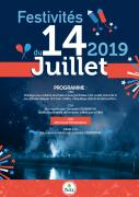 Feu d'Artifice Yutz Festivités du 14 juillet 57970 Yutz du 14-07-2019 à 15:00 au 15-07-2019 à 01:00