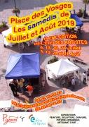 Eté des Artistes à Epinal 88000 Epinal du 06-07-2019 à 21:47 au 31-08-2019 à 21:47