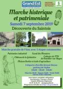 Marche historique et patrimoniale à Roville-devant-Bayon 54290 Roville-devant-Bayon du 07-09-2019 à 13:00 au 07-09-2019 à 19:30