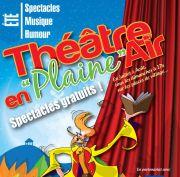 Théâtre en 'Plaine' Air de Raon-l'Étape