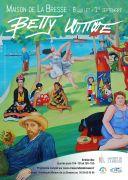 Exposition Betty Wittwe à La Bresse 88250 La Bresse du 06-07-2019 à 10:00 au 01-09-2019 à 19:00