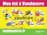 Les Estivales de Vandoeuvre-lès-Nancy 54500 Vandoeuvre-lès-Nancy du 06-07-2019 à 10:00 au 31-08-2019 à 19:00