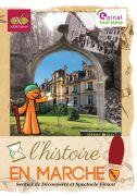 Visite Guidée l'Histoire en Marche à Xertigny 88220 Xertigny du 31-08-2019 à 14:00 au 31-08-2019 à 18:00