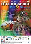 Fête du Sport Mad & Moselle à Corny-sur-Moselle 57680 Corny-sur-Moselle du 31-08-2019 à 10:00 au 31-08-2019 à 17:30