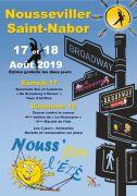 Nousseviller Fête l'Été 57990 Nousseviller-Saint-Nabor du 17-08-2019 à 08:00 au 18-08-2019 à 23:55