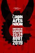 Festival Caph'ARTS'Naüm Château de Lafauche Château de Lafauche 52700 Lafauche du 23-08-2019 à 18:00 au 25-08-2019 à 02:30