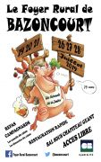 Fête du Jambon à Bazoncourt
