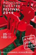 Festival de Théâtre de Phalsbourg 57370 Phalsbourg du 25-07-2019 à 18:30 au 03-08-2019 à 23:59