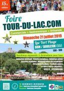 Foire Tour du Lac à Doulcon  55110 Doulcon du 21-07-2019 à 10:00 au 21-07-2019 à 18:00