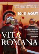 Vita Romana au Parc archéologique de Bliesbruck  57200 Bliesbruck du 10-08-2019 à 10:00 au 11-08-2019 à 18:00