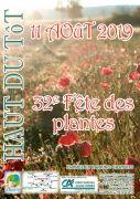Fête des Plantes au Haut du Tôt 88120 Vagney du 11-08-2019 à 10:00 au 11-08-2019 à 18:00