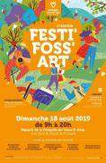 Festi'Foss'Art à Saint-Amé 88120 Saint-Amé du 18-08-2019 à 09:00 au 18-08-2019 à 20:00