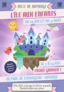 L'Île aux Enfants à Hayange 57700 Hayange du 29-07-2019 à 10:00 au 04-08-2019 à 20:00