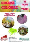 Agri'Color Course Colorée à Frain 88320 Frain du 25-08-2019 à 09:30 au 25-08-2019 à 12:00