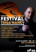 Tsiga'Nancy Festival 54000 Nancy du 22-08-2019 à 21:00 au 24-08-2019 à 23:59