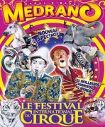Cirque Medrano à Saint-Avold 57500 Saint-Avold du 22-08-2019 à 20:30 au 22-08-2019 à 22:30