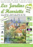 Les Jardins d'Henriette à Saint-Avold 57500 Saint-Avold du 24-08-2019 à 14:00 au 25-08-2019 à 18:00