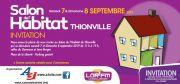Salon de l'Habitat de Thionville 57100 Thionville du 07-09-2019 à 11:00 au 08-09-2019 à 19:00