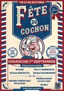 Fête du Cochon à Hayange 57700 Hayange du 01-09-2019 à 11:00 au 01-09-2019 à 21:00