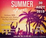 Summer Fever à Hommarting 57400 Hommarting du 30-08-2019 à 22:00 au 31-08-2019 à 05:00