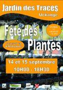 Fête des Plantes à Uckange Jardin des Traces 57270 Uckange du 14-09-2019 à 10:00 au 15-09-2019 à 18:30
