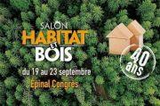 Salon Habitat et Bois à Epinal
