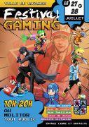 Festival du Gaming  à Hayange 57700 Hayange 27-07-2019 à 11:31
