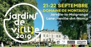 Jardins de Ville, Jardins de Vie Grand Nancy 54140 Jarville-la-Malgrange du 21-09-2019 à 10:00 au 22-09-2019 à 19:00