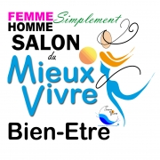 Salon du Mieux Vivre Femme-Homme Simplement à Golbey 88190 Golbey du 14-09-2019 à 11:00 au 15-09-2019 à 19:00