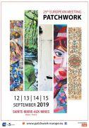 Carrefour du Patchwork Sainte-Marie-Aux-Mines 68160 Sainte-Marie-aux-Mines du 12-09-2019 à 09:30 au 15-09-2019 à 18:00
